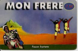 CARTE-PREPAYEE-CALL-MON FRERE-7.5€-21/06/2006- TBE- - Autres Prépayées