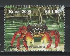 Brasilien, Mi 3368 ** MNH Goniopsis Cruentata