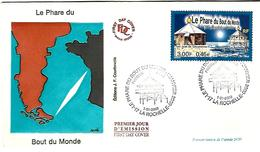 France Enveloppe 1er Jour - FDC