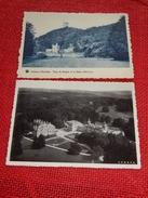 HOUYET  -  Lot De 2 Cartes  Du Château D'Ardenne   (voir Description)