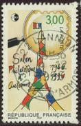 France Yv. N°3000 - Salon Philatélique D'automne - Oblitéré - Frankreich