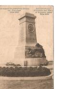 Monument Der Gesneuvelde Helden Van Brasschaet 1914-1918 - Brasschaat