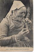 Vieille  Fumeuse    ( Pays  De  Quimper  ) - Autres