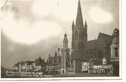 Stadhuis En Kerk - Eeklo