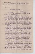 Lettre à L'effigie De L'Exposition De Bruxelles Palais De L'Alimentation De 1897 Superbe PR3937 - 1800 – 1899