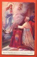 IAK-11 Souvenir Des Fêtes Jubilaires De L'Immaculée Conception, Pape, Vierge Marie, Anges. Non Circulé - Papes
