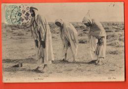 IAK-20  La Prière. 3 Musulmans . Cachet 1906 - Islam
