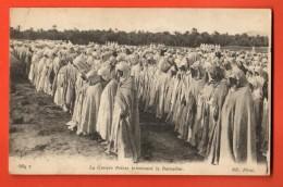IAK-22  La Grande Prière Terminant Le Ramadan. Cachet 1918 - Islam