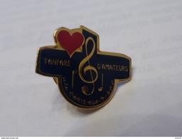 Pin´s, SAINTE MARIE AUX MINES, Fanfare D'Amateurs - Associations