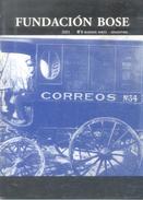 FUNDACION BOSE REVISTA AÑO 2001 NRO. 5 BUENOS AIRES ARGENTINA 56 PAGINAS - Literatura