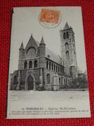 TOURNAI -  Eglise Saint Nicolas - Tournai