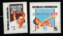 REPUBLICA   DOMINICANA   2000   **   MNH    UPAEP - Dominicaine (République)