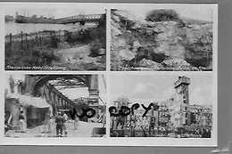 67 STRASBOURG 1940 PONT KEHL DETRUIT RARE - Strasbourg