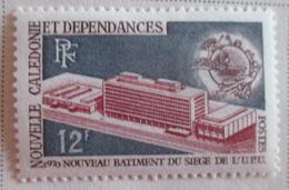New Caledonia 1970 -  MH*  # 367 - Nieuw-Caledonië