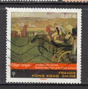 France, Art, Peinture, Painting, Degas, Hippisme, Cheval, Horse, Impressionisme