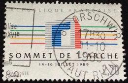 N°2600  DE  FRANCE OBLITERE   LE TIMBRES VENDU ET CELUI DU SCAN Lot 6731 - Used Stamps