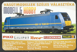 Hungary, Bombardier Engine, Modell & Hobby Ad, 2015. - Small : 2001-...