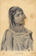 Portrait Jeune Bédouine - Carte ND Phot. - Afrique