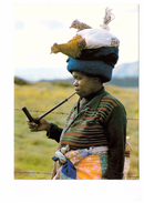 Afrique Du Sud South Africa Fumeur Pipe Smoking Xhosas Transkei - Südafrika