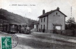 Gare 71 Anost