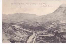 REMUZAT PANORAMA DE LA VALLEE DE L OULE - Autres Communes
