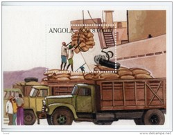 Angola 1996-Unicef,camion-B28***mnh