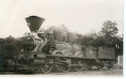 (14)  CPA Photo Locomotive  (bon Etat) - Trains