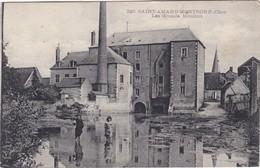 SAINT-AMAND-MONTROND - Les Grands Moulins - Saint-Amand-Montrond