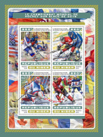 NIGER 2016 ** Ice Hockey Wold Championsgip 2016 Eishockey Hockey Sur Glace M/S - IMPERFORATED - A1706