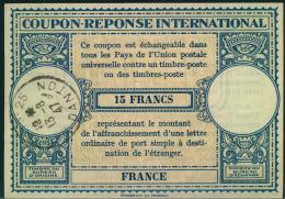 1947, Internationaler Antwortschein Muster LONDON, Coupon Reponse - Entiers Postaux