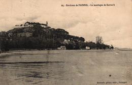 ENVIRONS DE PAIMPOL -22- LA MONTAGNE DE KERROC'H - Paimpol