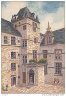 CP - 14 - CAEN - L'ancien Hôtel De Than - Aquarelle - Barré Et Dayez - Barday 2025A - Caen