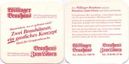 #D132-054 Viltje Brauhaus Zum Löwen - Sous-bocks