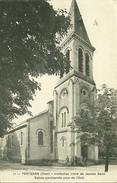 TORTERON - Institution Libre De Jeunes Gens - Eglise Paroissiale  ( Vue De L' Est)