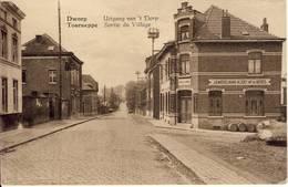 Dworp Beersel Uitgang Van 't Dorp 1930 - Beersel