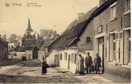 Dilbeek Dorpstraat 1919 - Dilbeek