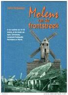 Thema: Molen/moulin - BOEK: Molens Van De Frontstreek (1995). Geschiedenis Van De Verdwenen Molens Rond Ieper 1914-1918 - Historia