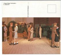 CP Village Belgo Hollandais La Libération - éd. Par  Le Victory Museum  ARLON - Guerre 1939-45