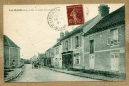 Les Molières (Essonne)  Route De Gometz-la-Ville
