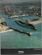 France Ports Havens Haven Port Fécamp - Géographie