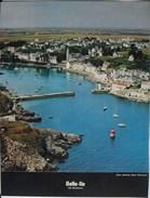 France Ports Havens Haven Port Belle-Ile - Géographie