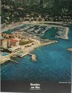 France Ports Havens Haven Port Beaulieu-sur-Mer - Géographie