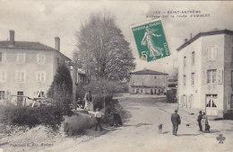 Saint-Anthème - Rte.d'Ambert - 1911         (PA-15-130127) - Frankreich