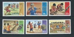 Tokelau 1983 Traditional Games Set 6 MNH - Tokelau
