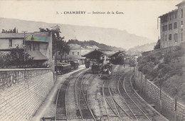 Chambéry - Intérieur De La Gare         (PA-15-130127) - Chambery