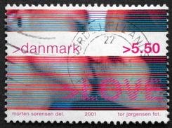 Denmark 2001 MiNr.1282 Jugendkultur Youth Culture  ( Lot  D 744)