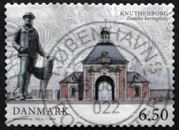 Denmark  2004  Minr.1377   (O)  Wikingerschiffsmuseum Roskilde ( Lot D 749 )