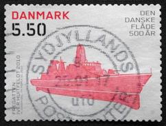 Denmark 2010 MInr.1584  (O)   Marine ( Lot D 750 )