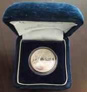 ECU / E.C.U. (coin / Token) - Europa - 1990 (silver / Argent PROOF) - Francia