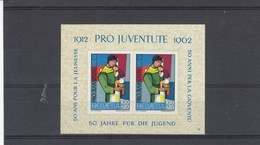 Suisse - Neufs**  -  Pro Juventute - Année 1962 - YT BF 18